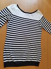 Esprit Ladies Stripe Sweater Size S RRP$79.95