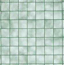 Dolls House Miniature Green Marble Tile Effect Flooring 1:24 Paper
