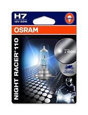 OSRAM H7 NIGHT RACER® 110 Motorrad-Scheinwerferlampe 64210NR1-01B neu+OVP