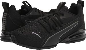 Men's Shoes PUMA AXELION NXT Athletic Running Sneakers 19565604 BLACK