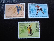CAMERÚn - sello yvert y aire de tellier N° 272 a 274 n (cam1) stamp