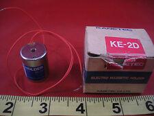 Kanetec KE-2D Electro Magnetic Holder KE2D 24vdc 0.04a DC 24 volt .04 amp New