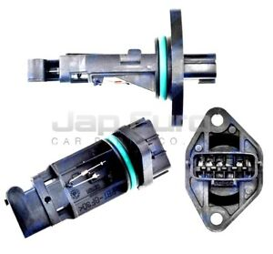 For Nissan Elgrand E51 3.5i Maf Air Mass Sensor Flow Meter 5 Pin Fitting