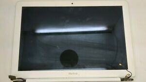Apple MacBook 13 Inch 2009/10 Unibody White Complete Display Top lid A1342