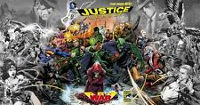 DC COMICS THE NEW 52 JUSTICE LEAGUE 22 TRINITY WAR PART 1 SDCC EXCLUSIVE VARIANT
