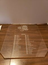 50 YEARS OF THE FINAL FOUR Champions Plastic Plaque