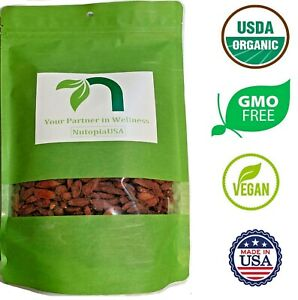 1.5 Lbs (24 Ozs) Organic Sun Dried Goji Berry (Wolfberry) Free Shipping!