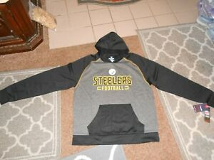 Pittsburgh Steelers NWT FANATICS SIZE XL/XXL MENS Pullover Hoodie GAMEDAY READ !
