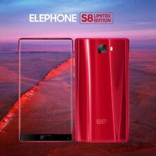 4GB+64GB Elephone S8 6.0'' 4G LTE Smart Mobile Phone 21MP 2*SIM OTG Fingerprint