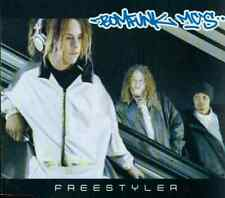 Maxi CD Bomfunk Mc´s/Freestyler (04 Tracks)