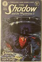 THE SHADOW & THE MYSTERIOUS THREE Final Iss / 1994 / DARK HORSE English 5.0 FINE