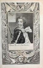 Johann Jacob Barbian conte Belgioso imperatore Ferdinando campo signor degli armamenti Vienna