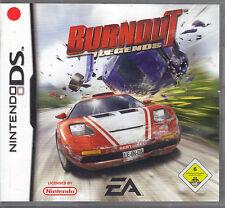 Burnout - Legends (Nintendo DS)