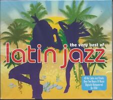 The Very Best Of Latin Jazz - 40 Hot Latin Jazz Tracks (2CD) NEW/SEALED