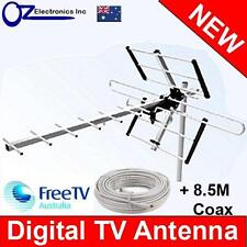 Pay $33.75* Digital TV Outdoor Antenna UHF VHF FM AUSTRALIAN conditions Country