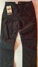 Jeans nero donna nuovo levi's taglia 42