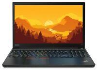 NEW Lenovo 15.6 FHD Thinkpad E15 Intel i5-10210U 4.2GHz 256GB SSD 8GB RAM WIN10P