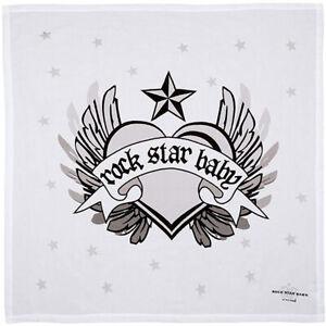 HEART& WINGS MUSSELIN SWADDLE  Kuscheldecke, von Rock Star Baby