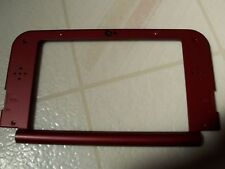 2015 New 3DS XL Replacement Part Red Top Inside face Shell/Housing