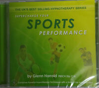SUPERCHARGE YOUR SPORTS PERFORMANCE - GLENN HARROLD  AUDIO HYPNOSIS CD