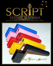 New Acoustic, Electric, Bass  Speed Guitar String Winder - 5 Colours available