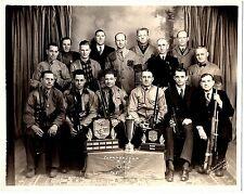 SUPER Orig Photo Canandaigua NY 1940 - R & R Rod & Reel / Gun Rifle Club