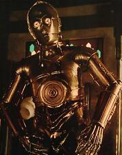 STAR WARS C-3PO POSTCARD 8 x 10 ORIGINAL MERCHANDISE