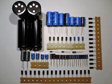 NAD C 370 Verstärker Elko-Satz kpl.Kondensator recap caps recapping complete kit