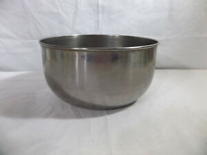 Olympic Stainless Steel Large Mixing Bowl