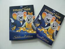 EUROPA PARK 2005 Jubiläums-Edition 30 Jahre 2 DVD limitierte Auflage selten