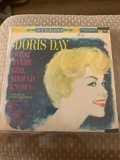 """New listing DORIS DAY """"WHAT EVERY GIRL SHOULD KNOW"""" PREMIUM QUALITY USED LP (NM/EX)"""