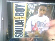 CD de Swag Flu - Soulja Boy