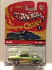 Hot Wheels Classics SERIES 5 SS Express CHEVY CHEVELLE