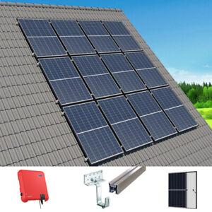 Photovoltaik Komplettpaket 4,5 kWp mit SMA-Wechselrichter zur Netzeinspeisung