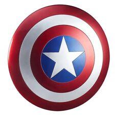 "CAPTAIN AMERICA - 24"" Marvel Legends Series Shield Prop Replica (Hasbro) #NEW"