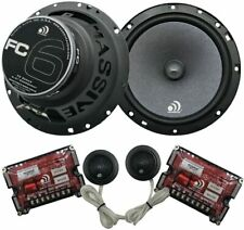 Massive Audio Fc6 - 6.5 Inch, Component Kit Speakers