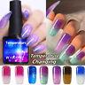 Thermal Nail Polish Glitter Temperature Color Changing Varnish Nail Lacquer
