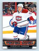 2013-14 Upper Deck Young Guns Christian Thomas RC #460