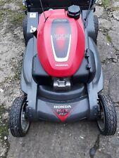 Honda Hrx 537 Lawn Mower 2019