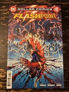 Flashpoint #1 - 1st App. Thomas Wayne As Batman (Reprint) Free Combine Shipping