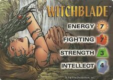 OVERPOWER Witchblade hero - IMAGE - Rare