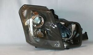 Right Side Replacement Headlight Assembly For 2003-2007 Cadillac CTS