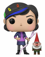 Funko POP! TELEVISION: TrollHunters - Claire with Gnome Action Figure