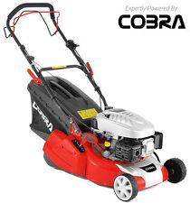 "New Cobra RM40SPC 16"" Self Propelled Petrol Rear Roller Lawnmower. Free Postage"