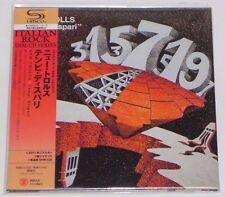 NEW TROLLS / Tempi Dispari JAPAN SHM-CD Mini LP w/OBI  BELLE-111865