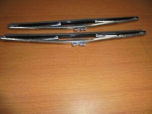 Alfa Romeo Giulietta 1° Series Pair Wiper Blades Windshield Wiper Chrome 285mm