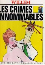 Willem - Crimes innommables - 1983 - Bande dessinée