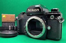 [ EXC Nikon FA Noir Corps 35mm Appareil Photo Argentique SLR De Japon #235