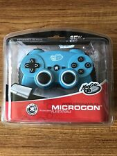 MadCatz Wireless Playstation 3 PS3 Controller Blue Brand New Sealed RARE