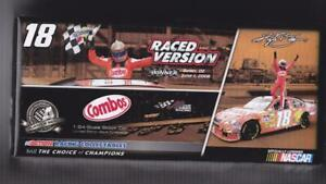 KYLE BUSCH AUTOGRAPHED 2008 #18 COMBOS DOVER RACE WIN 1 of 288 New in Box